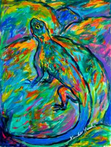 Blue Ridge Parkway Artist is Pleased to sell another print of Pawleys Island and Keep Those Scams Coming...