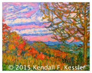Blue Ridge Parkway Artist is Racing the Clock and Last Day to Vote for my Work