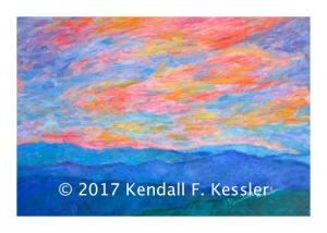 Blue Ridge Parkway Artist is Thursday Busy...