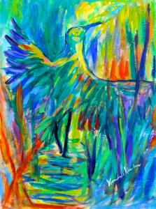 Blue Ridge Parkway Artist is Looking Forward to Book Launch and You will Receive my Bill...