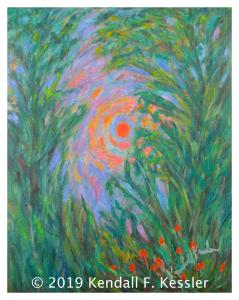 Blue Ridge Parkway Artist is Celebrating Easter