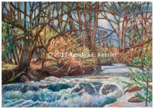 Blue Ridge Parkway Artist is Playing Away and Revenge of the Fat...