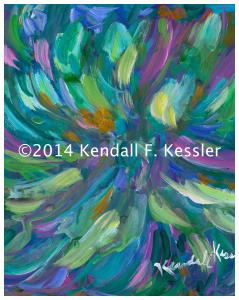Blue Ridge Parkway Artist is Back to Music Without Words...