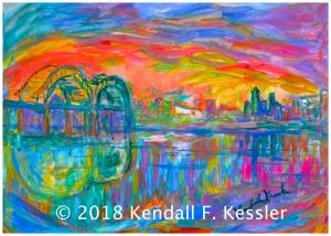 Blue Ridge Parkway Artist is Pleased to Present First Demonstration Video and Killing Kryptonite