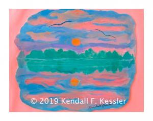 Blue Ridge Parkway Artist is Pleased with Youtube Channel Growth