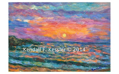 Blue Ridge Parkway Artist is Looking Forward to a New Location
