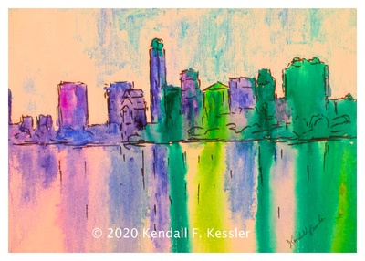 Blue Ridge Parkway Artist is Please with New Austin Texas Youtube