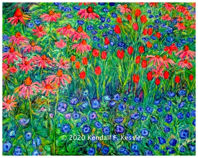 Blue Ridge Parkway Artist is trying to get it together today...