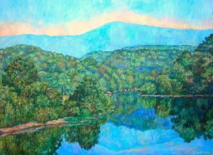 Kendall Kessler Sells Two More Prints Of The Beautiful Blue Ridge Mountains